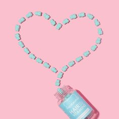 Product photography for SugarBearHair by Amy Shamblen. Pastel Photography, Minimal Photography, Fruit Photography, Still Life Photography, Creative Photography, Lifestyle Photography, Photography Ideas, Advertising Photography, Photography Branding