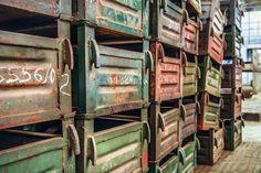 """Wachstum und Effizienz mit leistungsfähiger Lager-Logistik - Lager-Logistik: Besonderes Potential in den nächsten Jahren verspricht das Segment der sogenannten Kontraktlogistik. Das ist die """"Cloud der Dinge""""."""