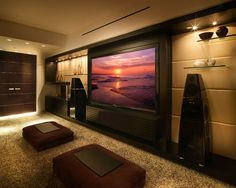 Home Theatre And Media Design And Installation Design, Pictures, Remodel, Decor and Ideas - page 9