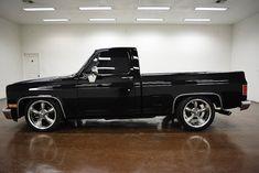 1987 GMC C10 | Classic Car Liquidators in Sherman, TX Custom Pickup Trucks, C10 Trucks, Chevy Pickup Trucks, Lifted Ford Trucks, Chevrolet Trucks, Chevy Stepside, Chevy Pickups, Chevy Vehicles, Military Vehicles