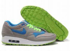 Nike Air Max Blau Schwarz Herren