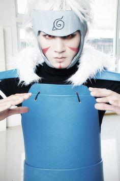 AMAZING cosplay ll Naruto ll 2nd Hokage: Tobirama Senju