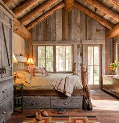Can't choose between country chic or steampunk... but this is the perfect in-between!