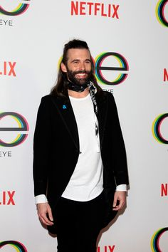 You Have To See This Amazing Quilt Jonathan Van Ness' Mom Made For His Birthday