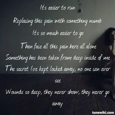 """Linkin Park - """"Easier to Run"""" A.K.A - A Great Song"""