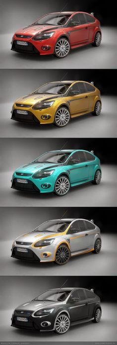 Ford Focus RS500 Low-poly instanced materials : Unreal engine 4 renders Game Dev, Unreal Engine, Low Poly, Ford Focus, Art Gallery, Engineering, Tutorials, Art Museum, Technology