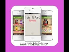 How to Use #Ibotta Earn Money Shopping with iPhone and Android app Sign up for Ibotta here: http://ibotta.com/r/PWhCA    Ibotta is a #FREE app  which is a great, easy way to earn extra money with your iPhone, iPad, iPod, Android phone, or tablet.