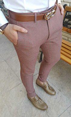 Score Michail piti kare likralı slim fit erkek pantolon T1520 Indian Men Fashion, Mens Fashion Wear, Latest Mens Fashion, Fashion Pants, Suit Fashion, African Clothing For Men, Mens Clothing Styles, Pantalones Slim Fit, Formal Men Outfit