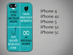 The fault in our stars. Okey. Okey iPhone case. iPhone 4/4S case, iPhone 5 case, iPhone 5S case, iPhone 5C case, protective iPhone cover on Etsy, $14.20