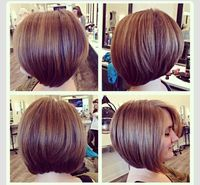 Front back and sides gradusted bob