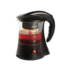 HAVELLS CRYSTAL COFFEE/TEA MAKER  - • 600 W• Water level indicator• Keep warm function• Elegant glass design• Concealed heating element• Dual usage for tea and coffee• Removable filter for easy cleaning• Filter basket for brewing tea/coffee• Temperature controller made by strix• Cordless coffee & tea maker with detachable base.