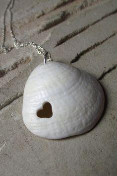 LL Cool Sea Shell gioielli collana di amore di Eco