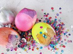 Confetti Eggs: All-time favorite Easter tradition