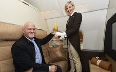 Miami Businessman First to Fly In World's Fanciest Airplane Suite