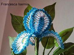 Come avrete notato nel mio blog pubblico anche schemi di amiche e prese dal web.     Francesca Isernia, è una delle tante amiche conosciute ...