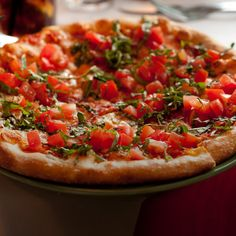 Bjorn Nabozney cofounder big sky brewing says Biga Pizza montana Pizza Crazy, Tomato And Cheese, Big Sky, Vegetable Pizza, Montana, Brewing, Dishes, Food, Flathead Lake Montana