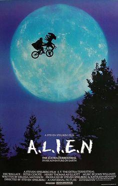 E.T. + Alien