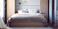 Storage in bedroom - IKEA