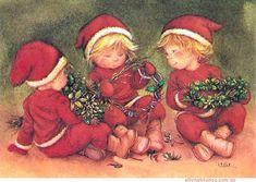 To be Santa Claus - Lisi