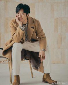 Jung Hae-in 정해인 Jung In, Joo Hyuk, Happy Wallpaper, Korean Actors, Cute Guys, Korean Drama, Pretty Boys, Kdrama, Handsome