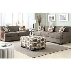 Planet Decor Sommerville Sofa Set Brown - Add oodles of style to your home with an exciting range of designer furniture, furnishings, decor items and kitchenware. We promise to deliver best quality products at best prices.