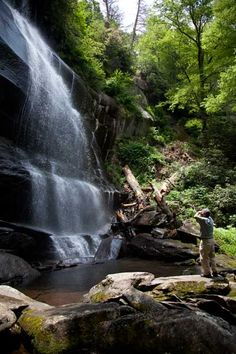 GRAHAM COUNTY TRAVEL & TOURISM | Your western North Carolina adventure begins here…. -  				Sassafras Falls