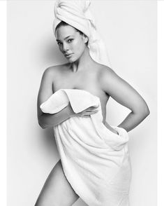 "1,277 Likes, 16 Comments - A S H L E Y G R A H A M (@theashleygraham) on Instagram: ""So honored to have #MarioTestino shoot me for his #towelseries 147! 💋💕"""