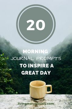 Pick one of these 20 morning writing prompts to keep the momentum of your pure positive energy flowing throughout your day. Writing Tips, Writing Prompts, Feeling Happy, How Are You Feeling, Morning Pages, Motivational Articles, Positive Memes, Attitude Of Gratitude, Journal Prompts