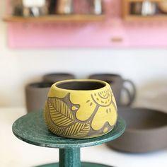 Ceramic Teapots, Ceramic Clay, Ceramic Bowls, Pottery Mugs, Ceramic Pottery, Pottery Art, Pottery Painting, Ceramic Painting, Clem