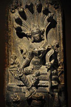 Snake Goddess Manasa