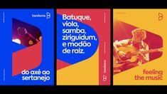 BANDANNA on Behance Graphic Design Posters, Graphic Design Typography, Graphic Design Illustration, Graphic Design Inspiration, Design Illustrations, Illustrations Posters, Poster Layout, Print Layout, Identity Design