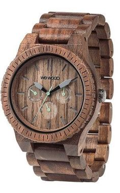 The Kappa is a wooden watch with tri function wooden dials. WeWood is a brand committed to the health of our planet. Innovative, lightweight and made with Wooden Watches For Men, Swiss Army Watches, Wooden Case, Walnut Wood, Kappa, Luxury Watches, Wood Watch, Mens Fashion, Ebay