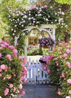"""Lovely and Charming way to say, """"Hey! Come on in ! """""""