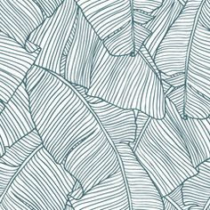"""Sand is overrated. Bring the beach home with this tropical palm wallpaper in white. Comes in three roll sizes: 20"""" x 5ft (51cm x 152cm) 20"""" x 8ft (51cm x 244cm) 20"""" x 10ft (51cm x 305cm) The 5ft roll"""