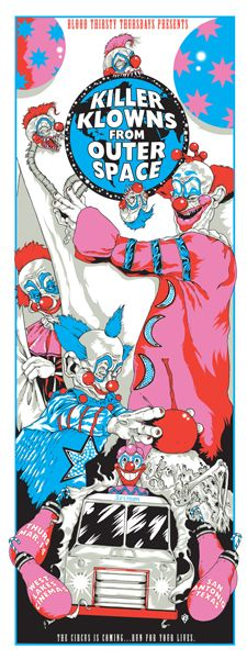 1000 images about killer klowns from outer space http for Killer klowns 2