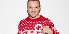 Tiziano Ferro aderisce al Christmas Jumper Day di Save the Children