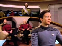 The old Star Trek: TNG joke is that even though its the 24th century, somehow Starfleet never discovered a cure for Picard's baldness. But apparently, they also couldn't even manage to give their highest-ranking officers uniforms that fit, as this amazing (and hilariously lengthy) supercut proves.