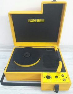 Ricofon Record Player... By Space Age Antique