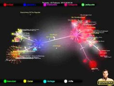 A star wars wik activities illustrating video/ Hier ein (psychedelisches?) Video von unserem (Benutzer) Deus, der die Wiki-Aktivitäten visualisiert und mit GEMA-freier Musik unterlegt hat.