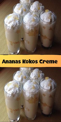 Discover recipes, home ideas, style inspiration and other ideas to try. Homemade Vanilla, Homemade Ice Cream, Homemade Cakes, Kokos Desserts, Cake Batter Ice Cream, Cinnamon Ice Cream, Ice Cream At Home, Cocktail, Ice Cream Recipes