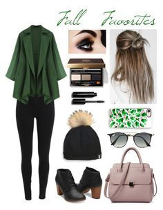 """""""Untitled #126"""" by vtoribio2002 ❤ liked on Polyvore featuring Bobbi Brown Cosmetics, Ray-Ban, Casetify and Tallis"""