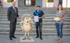 Jans Goldene Igel Sammlung wieder größer Places To Visit, Hedgehog