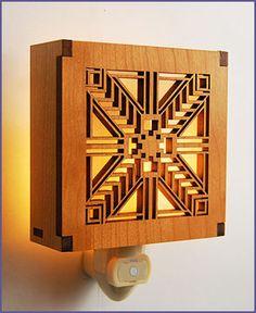 Frank Lloyd Wright Robie House Night Light