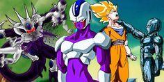 Dragon Ball Super  Novo anime Dragon Ball Heroes contará com nova transformação de Cooler o irmão mais velho de Freeza