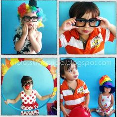 "Photo 1 of 10: Dumbo Circus / Birthday ""Ellie's 3rd Birthday""   Catch My Party"