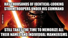 Good Guy Kylo Ren (No spoilers)