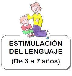 Compartimos este excelente folleto el cual nos recomienda como estimular el lenguaje en los alumnos de 3 a 7 años