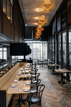 Italian Restaurant Chiara in the heart of Melbourne <3 Chef George Fowler serving Italian Food handmade in-house.