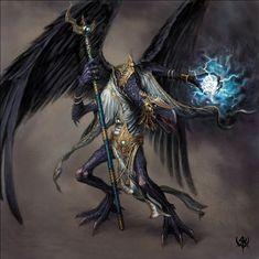 Tzeentch Daemon - Changer of Ways