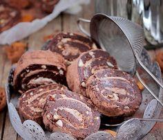 Csupa csoki kekszrúd, sütés nélkül Nutella krémmel!